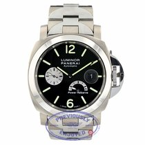 Panerai Luminor Power Reserve Titanium 44mm Black