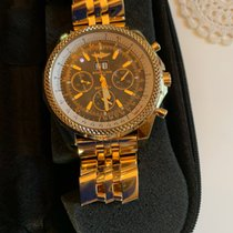 Breitling Bentley 6.75 Yellow gold White United Kingdom, LONDON