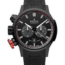 Edox Chronorally Black
