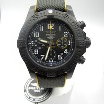 Breitling Ceramic Automatic Black Arabic numerals 45mm pre-owned Avenger Hurricane