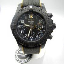 Breitling Avenger Hurricane Ceramic 45mm Black Arabic numerals