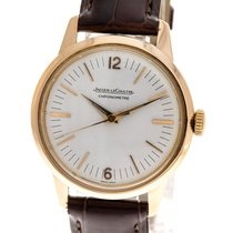 Jaeger-LeCoultre Geophysic 1958 Rose gold White