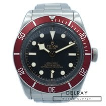 Tudor Black Bay pre-owned 41mm