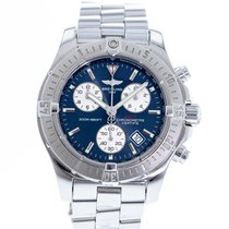 Breitling Colt Chronograph Steel 41mm Blue United States of America, Georgia, Atlanta