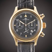 IWC Pilot Chronograph 3740 1995 pre-owned