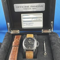 Panerai Luminor 1950 3 Days GMT Automatic PAM 00441 2016 pre-owned
