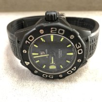 TAG Heuer Aquaracer 500M waj2180.ft6015 2011 pre-owned