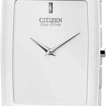 Citizen Stiletto Ceramic 28mm White No numerals United States of America, North Carolina, NC