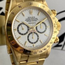 Rolex 16528 Yellow gold 1988 Daytona 40mm pre-owned