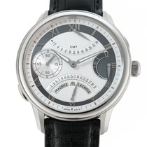 Maurice Lacroix Masterpiece new Manual winding Watch with original box and original papers MP7218-SS001-110