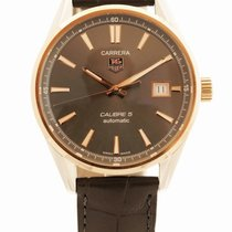 TAG Heuer Carrera Calibre 5 - NEW - with B+P Listprice €...