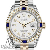 Rolex Lady-Datejust Gold/Steel 26mm White No numerals United States of America, New York, New York
