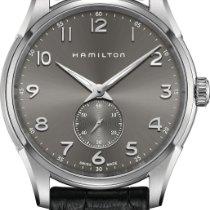Hamilton Jazzmaster Thinline H38411783 Herrenarmbanduhr flach...