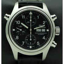 IWC | Doppelchronograph, stainless steel, ref.3713