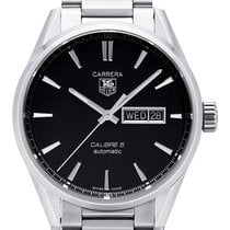 TAG Heuer WAR201A.BA0723 Steel 2019 Carrera Calibre 5 41,00mm new