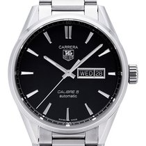 TAG Heuer WAR201A.BA0723 Steel Carrera Calibre 5 41,00mm
