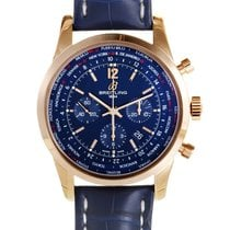 Breitling Transocean Unitime Pilot new Automatic Chronograph Watch only RB0510V1/C880