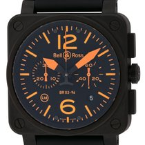 Bell & Ross : BR 03-94 Chronograph Limited Edition  : ...