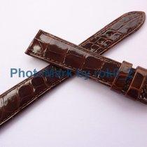 Patek Philippe Alligator CHOCOLATE BROWN Strap Band 18mm X 14mm