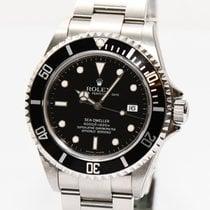 Rolex Sea-Dweller 4000 Stahl 40mm Schwarz Deutschland, Hamburg, Juwelier Edmund Arnold Colonnaden 26