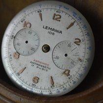 Lemania Accesorios Reloj de caballero/Unisex usados