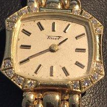 Tissot 21mm Quartz tweedehands Champagne