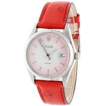 Rolex Oysterdate  Precision ''Rare'' Pink dial Ref. 6694