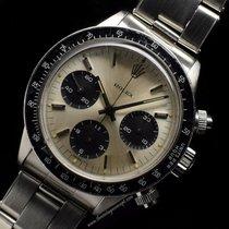 Rolex 6240 Daytona Silver Solo Dial