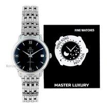 Omega De Ville Prestige nuevo 2020 Automático Reloj con estuche y documentos originales 424.10.33.20.01.001