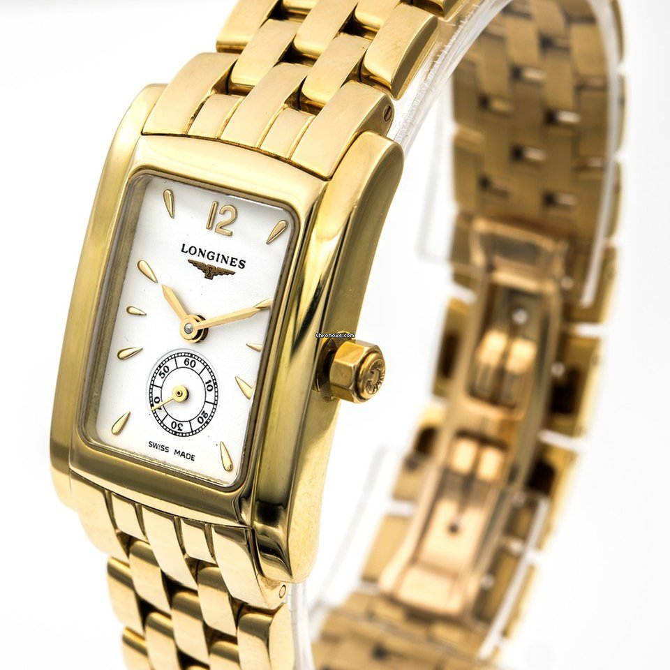 18367f1d38a Comprar relógios Longines Ouro amarelo