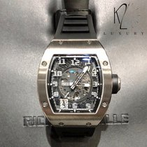 Richard Mille RM 010 Automatic in White Gold