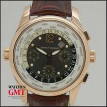 Girard Perregaux World Time Chrono Rose Gold
