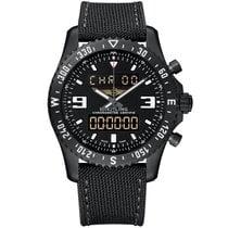 百年靈 Chronospace Military M78367101B1W1 新的
