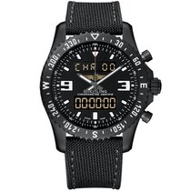 Breitling Chronospace Military M78367101B1W1 new