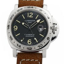 Panerai Luminor GMT Automatic PAM 23 pre-owned