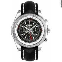 Breitling Bentley B04 GMT neu Automatik Chronograph Uhr mit Original-Box und Original-Papieren AB043112.BC69.441X