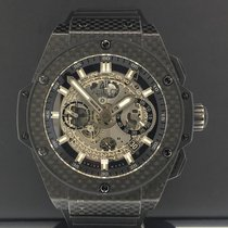 Hublot King Power Carbon 48mm Transparent No numerals United States of America, New York, New York