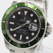 Rolex Submariner Date Ref.: 16610LV von 2010 Box und Papiere
