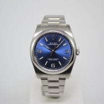 Rolex Oyster Perpetual 36 nieuw Staal