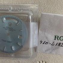 Rolex 40mm usados Day-Date 40 Azul