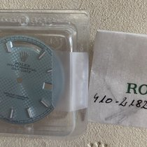 Rolex 40mm folosit Day-Date 40 Albastru