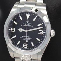 Rolex Explorer 214270 pre-owned