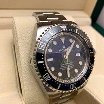 Rolex Sea-Dweller Deepsea новые 44mm Сталь