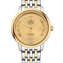 Omega De Ville Prestige Steel Champagne United States of America, Florida, North Miami Beach