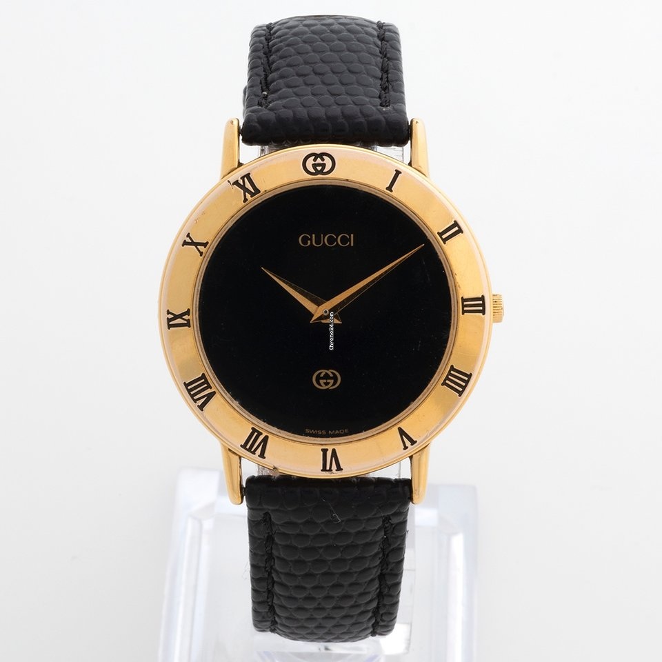 0584dd693d889f Pre-owned Gucci watches