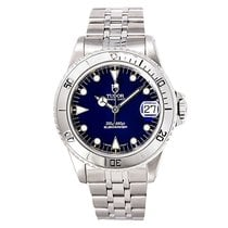 Tudor 75190 Staal 1990 Submariner 36mm tweedehands