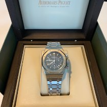 Audemars Piguet 25860ST.OO.1110ST.01 Steel 2000 Royal Oak Chronograph 39mm pre-owned