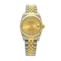 Rolex Lady-Datejust 68273 1988 rabljen