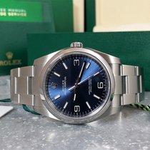Rolex Oyster Perpetual 36 Staal 36mm Blauw Arabisch Nederland, Drachten