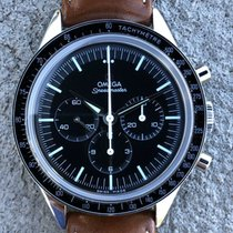 Omega Speedmaster Professional Moonwatch Steel Black No numerals Australia, Keysborough